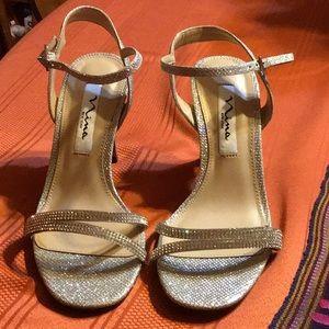 Nina Gold dreamland shoes